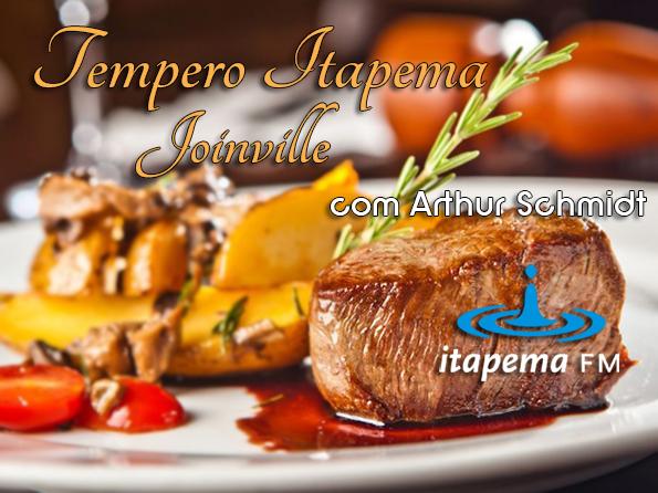 24/03/2014 - Tempero Itapema - Biscoito da Sorte