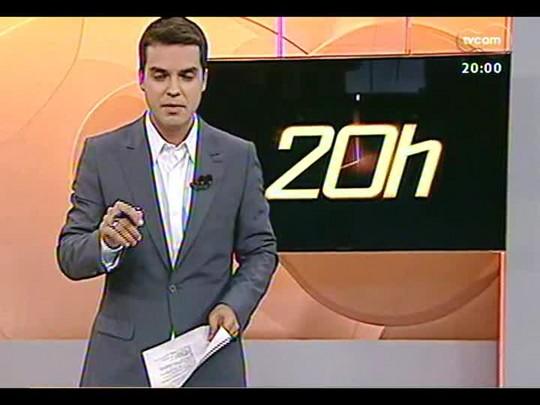 TVCOM 20 Horas - Estado de alerta para o plano de saúde dos servidores públicos estaduais - Bloco 1 - 24/03/2014