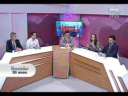 Conversas Cruzadas - Debate sobre ao grande número de homicídios dolosos no Brasil comparados ao mundo - Bloco 3 - 11/04/2014