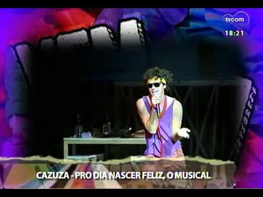 Programa do Roger - Unforgettable com Panta e Veco - Bloco 4 - 22/04/2014