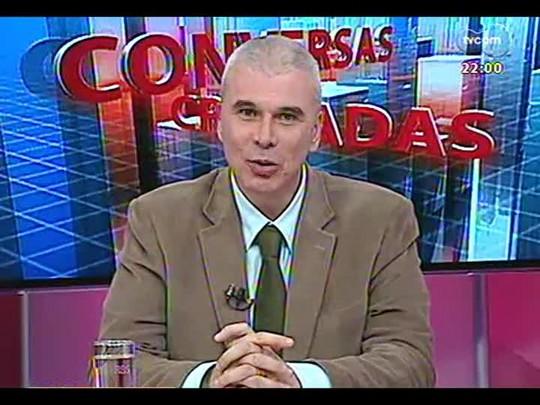 Conversas Cruzadas - É possível fazer uma Copa de sucesso em POA? Veja no debate que marca 30 dias para o Mundial - Bloco 1 - 12/05/2014