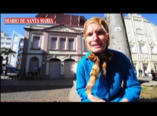 Dona Firmina se apresenta no Treze