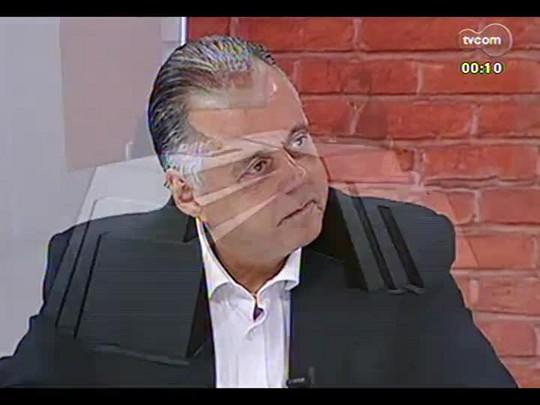 Mãos e Mentes - Ex-presidente do Internacional Fernando Carvalho - Bloco 4 - 28/05/2014