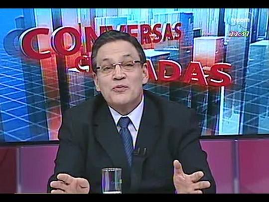 Conversas Cruzadas - Debate sobre o número alarmante de homicídios no RS - Bloco 2 - 02/06/2014