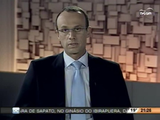 TVCOM Entrevista - Tiago Silva - Bloco3 - 31.05.14
