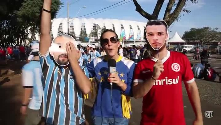 #LaCopa pergunta para os argentinos: D\'Alessandro ou Barcos?