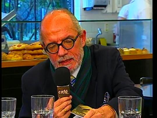 Café TVCOM - Conversa sobre literatura - Bloco 3 - 19/07/2014