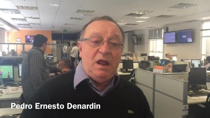 Pré-jogo: Pedro Ernesto Denardin projeta Grêmio x Santos pelo Brasileirão