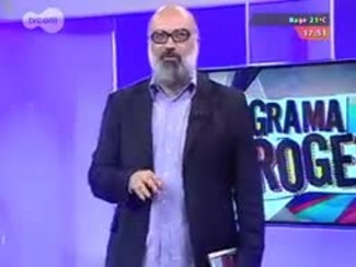 Programa do Roger Especial Farroupilha, com Fernando Saldanha (Nandico), Rafael Ovídio (Cabo Déco), Samuca do Acordeon e Zelito - 26/09/2014 - Bloco 4