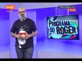 Programa do Roger - Lojinha do Roger e Banda Chicadélicos - Bloco 3 - 28/10/2014