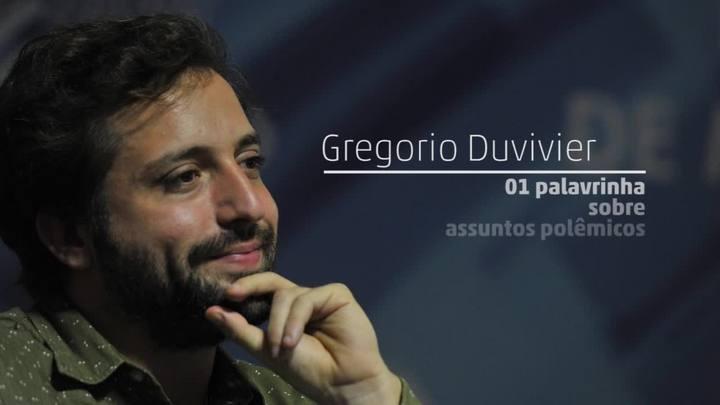 Uma palavrinha sobre polêmicas com Gregorio Duvivier