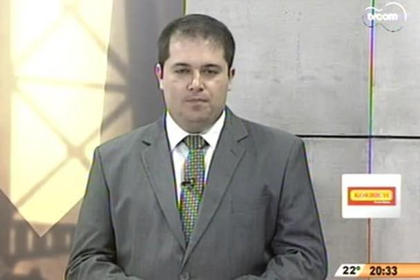 TVCOM - Operação lava jato prende diretores de grandes construtoras do país - 17.11.14