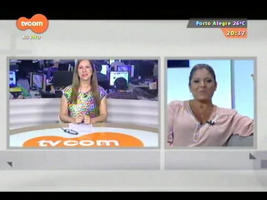 TVCOM Tudo Mais - Eleone Prestes dá dicas para tornar sua casa mais descolada