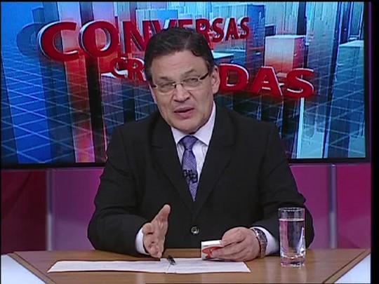 Conversas Cruzadas - Debate sobre o novo aeroporto da região metropolitana - Bloco 2 - 14/01/15