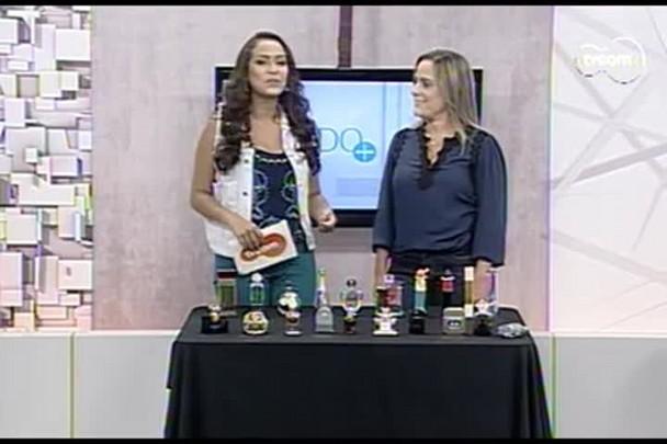 TVCOM Tudo+ - O perfume ideal para cada estação, tipo de pele e ocasião - 04.03.15