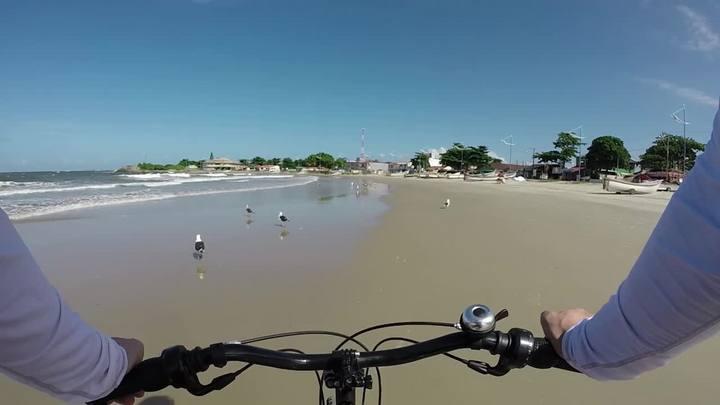 BIKE REPÓRTER - Pedal por Itapoá