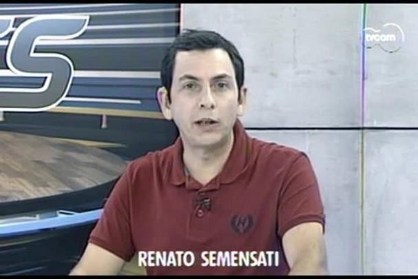 TVCOM Esportes - 1ºBloco - 08.04.15