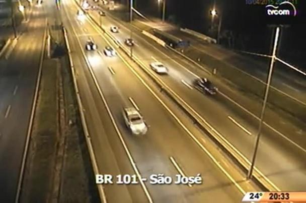 TVCOM 20 Horas - 3º Bloco - 10.04.15