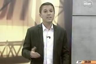 TVCOM 20 Horas - Ministério do Turismo cancelou o repasse de R$ 28 milhões para a duplicação da SC-403, no Norte da Ilha - 27.05.15