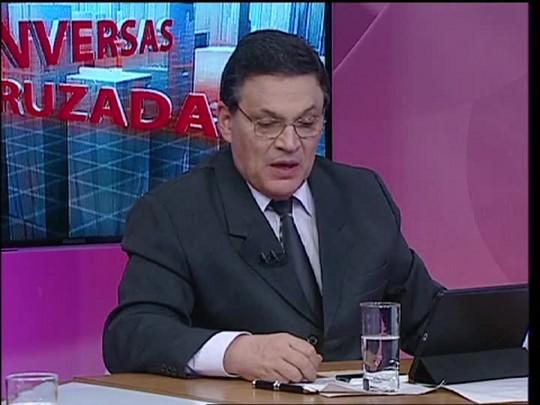 Conversas Cruzadas - Especial Pepe Vargas - Bloco 3 - 08/06/15