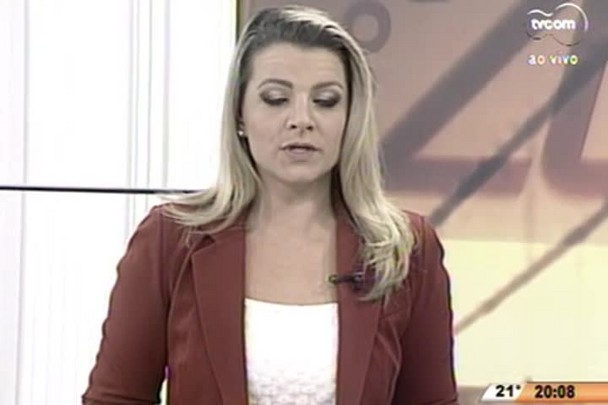 TVCOM 20 Horas - Municípios do Sul tomam medidas para equilibrar os gastos públicos - 11.06.15