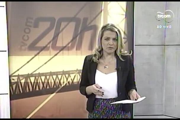 TVCOM 20 Horas - 3ºBloco - 06.08.15