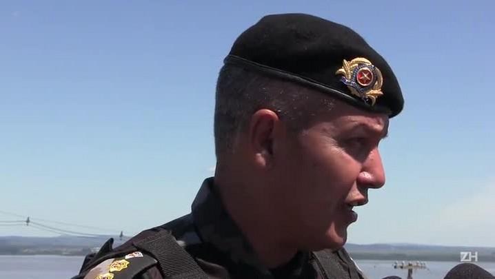 BM reforça policiamento com 150 homens e posto da Cruzeiro é reaberto