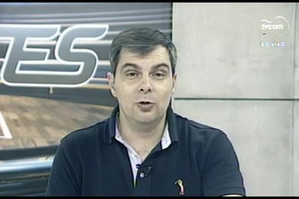 TVCOM Esportes. 4ºBloco. 30.09.15