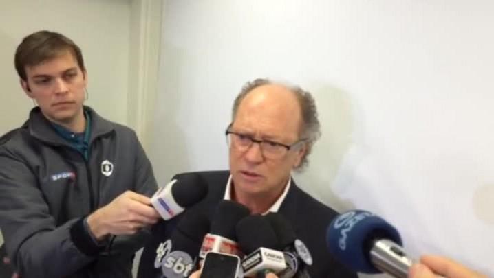 Falcão contesta validação de gol do Inter