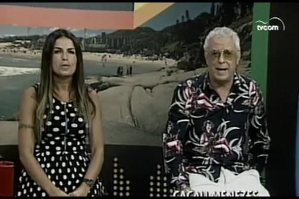 TVCOM De Tudo um Pouco. 1º Bloco. 22.11.15