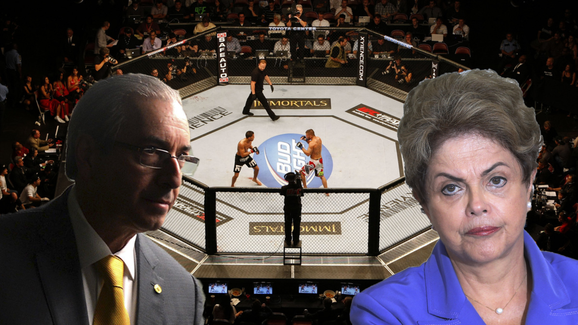UFC Brasília: o vale-tudo da política na Câmara