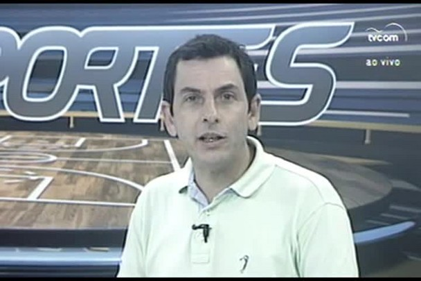 TVCOM Esportes. 1º Bloco. 30.12.15