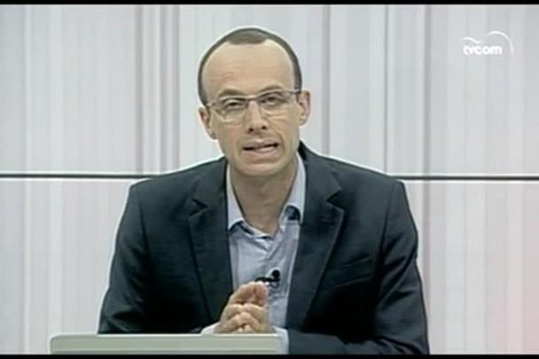 TVCOM Conversas Cruzadas. 1º Bloco. 08.02.16