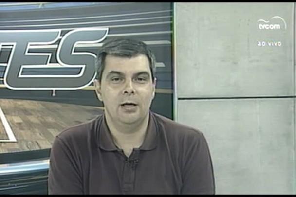 TVCOM Esportes. 3º Bloco. 24.03.16
