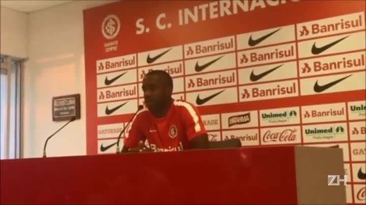 Fabinho fala sobre parceria com Fernando Bob