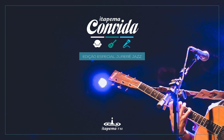 Itapema Convida - Jurerê Jazz com Nuno Mundelis