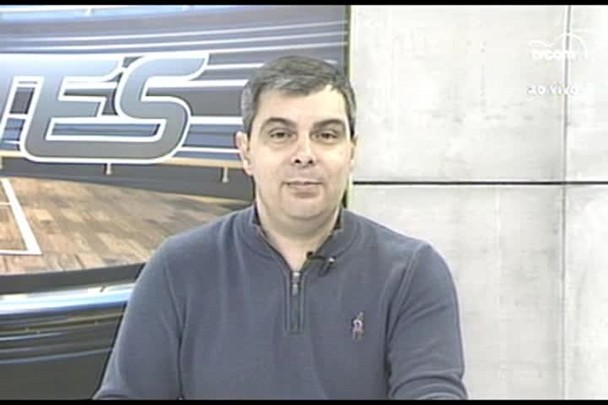 TVCOM Esportes. 4º Bloco. 24.05.16
