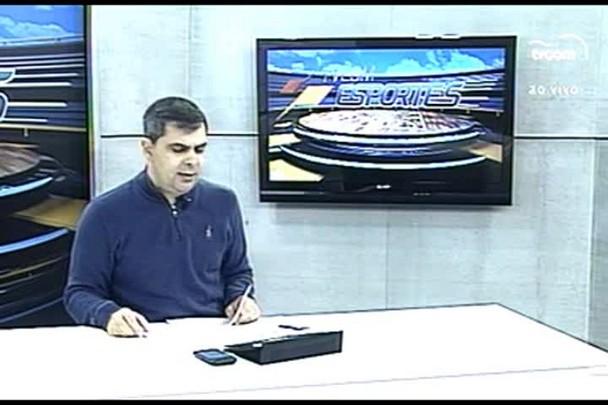 TVCOM Esportes. 3º Bloco. 01.06.16