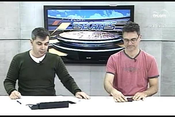 TVCOM Esportes. 2º Bloco. 05.07.16