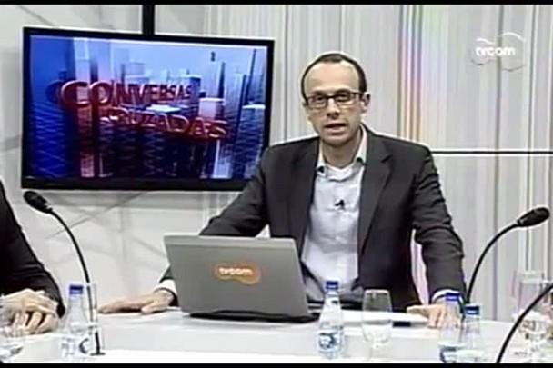 TVCOM Conversas Cruzadas. 2º Bloco. 04.08.16