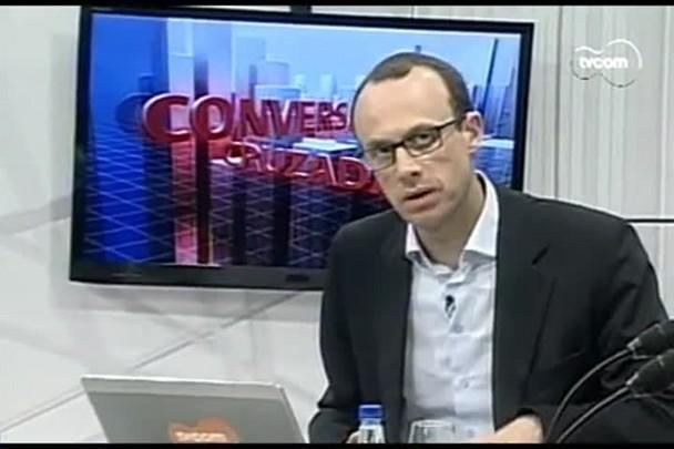 TVCOM Conversas Cruzadas. 3º Bloco. 29.09.16