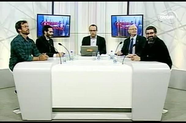 TVCOM Conversas Cruzadas. 3º Bloco. 03.10.16