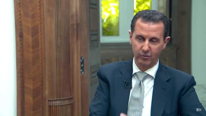 Exclusivo: Assad afirma que ataque químico foi \'100% fabricado\'