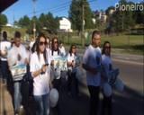 Ato pede justiça pela morte de bebê em Caxias