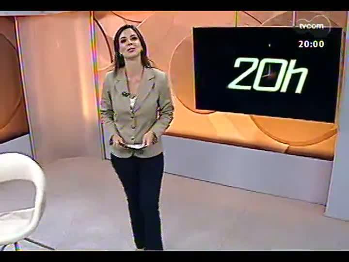 TVCOM 20 Horas - 18/01/2013 - Bloco 1 - Novo impasse na eleição de Novo Hamburgo