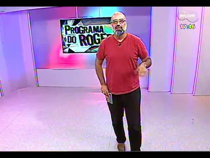 Programa do Roger - Banda ManiMani lança clipe - bloco 1 - 27/02/2013