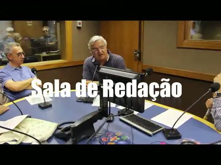 Paulo Odone no Sala de Redação - 25/03/2013
