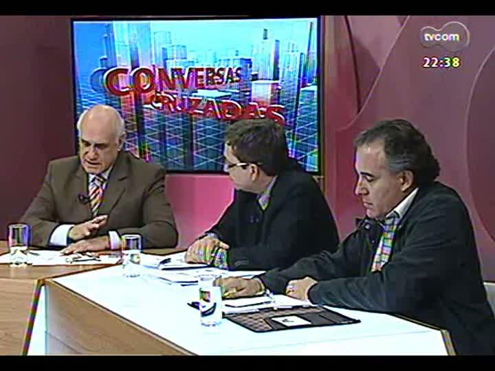 Conversas Cruzadas - Os desmandos, prejuízos e dificuldades históricas na CEEE - Bloco 2 - 17/04/2013