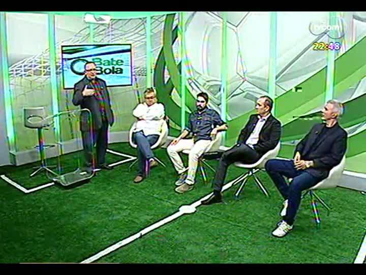 Bate Bola - Discussão sobre Gauchão e Libertadores com convidados especiais - Bloco 5 - 21/04/2013