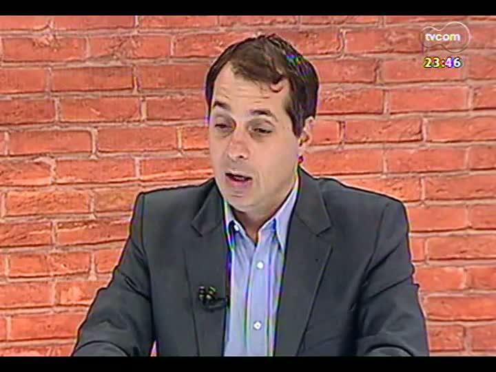 Mãos e Mentes - Empresário, ex-ministro da agricultura e fundador da Embrapa, Luiz Fernando Cirne Lima - Bloco 2 - 30/04/2013